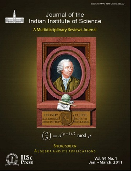 (Jan. - Mar. 2011)Special Issue on Algebra and its Applications